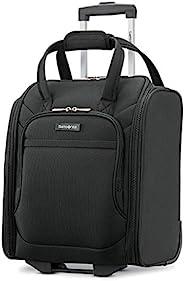 Samsonite 新秀丽 Ascella X Softside 可扩展行李箱,带万向轮 黑色 Underseater