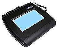 Topaz T-LBK755SE-BHSB-R SignatureGem LCD 4x3 双串行/USB 背光