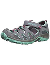 Merrell Hydro H2o 儿童徒步凉鞋