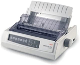 OKI Microline 3390 - 打印机 - B/W - 点阵 - 卷 (10 英寸) - 360 dpi x 360 dpi - 24 针 - 高达 390 char/秒 - 并行