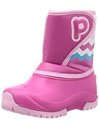 PUMA 儿童用 雪地靴 超轻 完全防水 防寒 *抓绒 PK-WP800 儿童