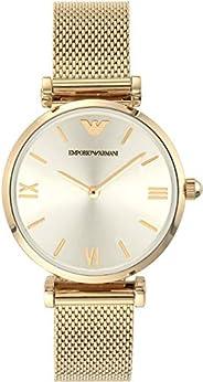 EMPORIO ARMANI 手表 AR1957 女士 金色