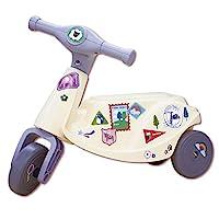 轻便 稳定 小巧! 1岁以上 可乘坐 三轮车 Noretta