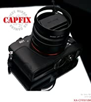 Gariz Leather XA-CFRX1BK 相机护套,索尼 RX1RII RX1 镜头盖,黑色