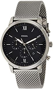 FOSSIL 男士灰色手表
