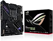 ASUS 华硕 ROG Crosshair VIII Dark Hero AMD AM4 Zen 3 Ryzen 5000 和*三代 Ryzen ATX 游戏主板(PCIe 4.0,14+2 TI 电源级,被动式 PCH