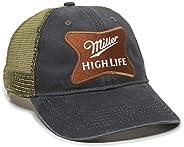 户外帽 Miller High Life 无结构网布后盖