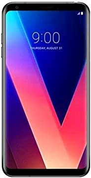 Lg 773980 H930 V30+ 智能手机 128 GB 品牌,摄像头 16 MP Android 7.0 (Nougat)Aurora 黑色