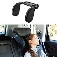 Road Pal 汽车靠枕,汽车座椅,儿童成人,头颈支撑枕 180 度可调节旅行伙伴头约束睡垫侧枕头