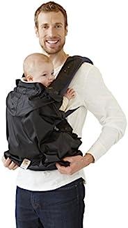 美国Ergobaby婴儿背带配件防雨防风罩-黑色WCR2NL(进口)