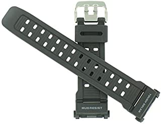 Casio 卡西欧 #10237094 原装替换表带 适用于 G Shock Watch 型号 GW9000-1V,GW9000A-1V