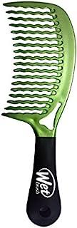 J D Beauty 湿发梳,金属绿,2.1 盎司
