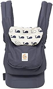 Ergobaby 婴儿背袋 Original Marine、3 位人体工学婴儿背带、儿童背带、5.5 至 20 公斤的婴儿背带系统