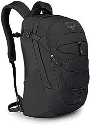Osprey Quasar 28 男士背包,适用于工作、学校和休闲 Sentinel Grey 49 cm