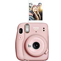 Fujifilm 拍立得 Mini 11 拍立得相机16654774 桃红色