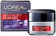L'Oréal Paris 巴黎欧莱雅 复颜导入系列 抗皱锁龄丰盈日霜 含浓缩玻尿酸,