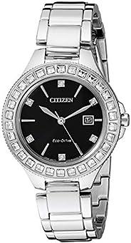 Citizen Watches 女士 FE1190-53E 光动能鞋