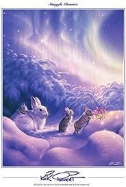 1000片 铃木 兔子(50x75cm)