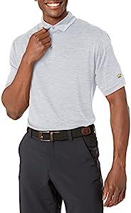 Jack Nicklaus 男式标准混色短袖高尔夫 Polo 衫