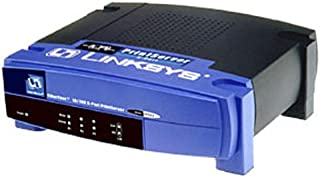 Cisco-Linksys EPSX3 EtherFast 10/100 3 端口打印服务器
