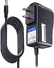 T-Power AC,DC 充電器電源兼容兄弟 AD-24 AD-24ES AD-20 或 AD-30 P-Touch 標簽機備用交流適配器電源線插頭