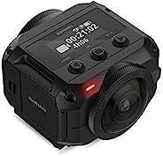 GARMIN 佳明 010-01743-00 VIRB 360度坚固型防水摄像机,5.7K分辨率和4K球形稳定,黑色