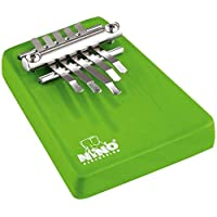 Nino Percussion NINO963GR Small Wood Kalimba, Green