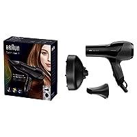 Braun 博朗 Satin Hair 7 SensoDryer 吹風機 HD 785,搭載 IonTec技術 配有擴散風嘴 2000瓦
