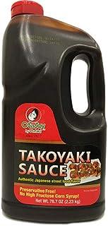 OtaJoy Takoyaki Sauce, 82.9 Ounce