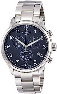 Tissot Chrono XL Classic - T1166171104701T1166171104701 Analog 不锈钢 银色 T1166171104701 watches