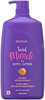 aussie Total Miracle 系列 7N1洗发水 26.2 Fluid Ounce(778ml)4件