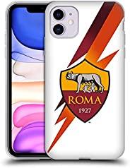 AS Roma 软凝胶手机壳适用于 iPhone 11