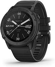 GARMIN 佳明 tactix Delta,高级 GPS 智能手表,具有专业战术功能,旨在满足军事标准