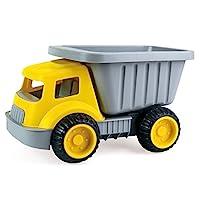 Hape load & 手提 dump truck 室内 / 户外海滩沙玩具玩具
