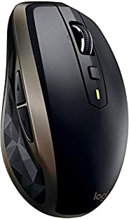 Logitech MX Anywhere 2 AMZ Wireless Maus für Windows/Mac (Bluetooth, Unifying) schwarz