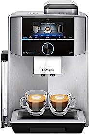 Siemens 西门子 EQ.9 全自动咖啡机,配有触摸屏,可同时制作两杯咖啡,配有iAroma系统和Arom双倍功能