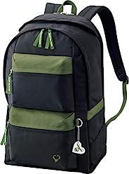 Olive De 橄榄绿 学校 田锅梨花*款 口袋满满的背包 30升 上学用 女孩