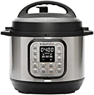 Instant Pot Duo Mini 3 Qt 7-in-1 Multi- Use Programmable Pressure Cooker, Slow Cooker, Rice Cooker, Steamer, S