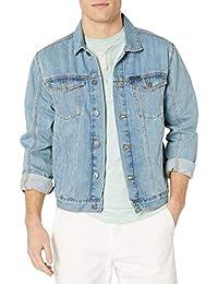 Calvin Klein 卡尔文·克莱恩 男式 牛仔卡车夹克
