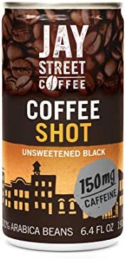 Jay Street 咖啡,咖啡色,无甜黑,6.4 盎司(20 包)