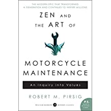 Zen and the Art of Motorcycle Maintenance: An Inquiry Into Values (English Edition)