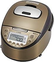 タイガー魔法瓶(TIGER) 炊飯器 IH 炊き分けメニュー10種搭載 1L ダークブラウン JKT-P180-TK 需配变压器