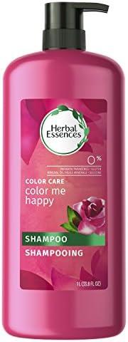 Herbal Essences Color Me Happy 洗发水 适用于染色*,33.8 液体盎司