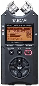 TASCAM DR-40 手持录音机