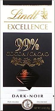 Lindt 瑞士蓮 99% 黑巧克力 50克