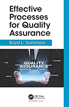 """""""Effective Processes for Quality Assurance (English Edition)"""",作者:[Boyd L. Summers]"""