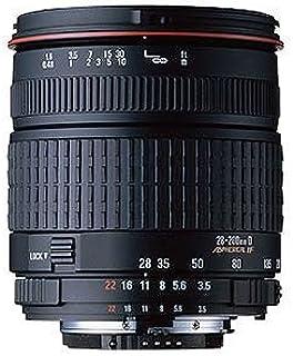Sigma 28-200 f/3.5-5.6 紧凑型超缩放球面镜头适用于佳能 SLR 照相机