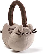 gund pusheen cat earmuffs plush stuffed toy