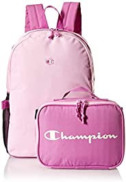 Champion 儿童小青年背包可拆卸午餐套装