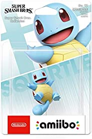 Nintendo 任天堂 amiibo Squirtle手办(Nintendo Switch)